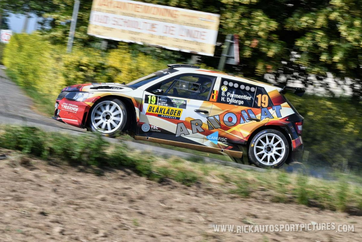 Bruno Parmentier-Rally-Ieper-2019