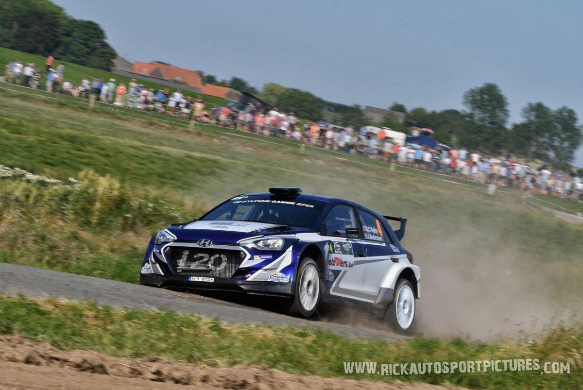 Ole Christian Veiby-Ypres-Rally-2019
