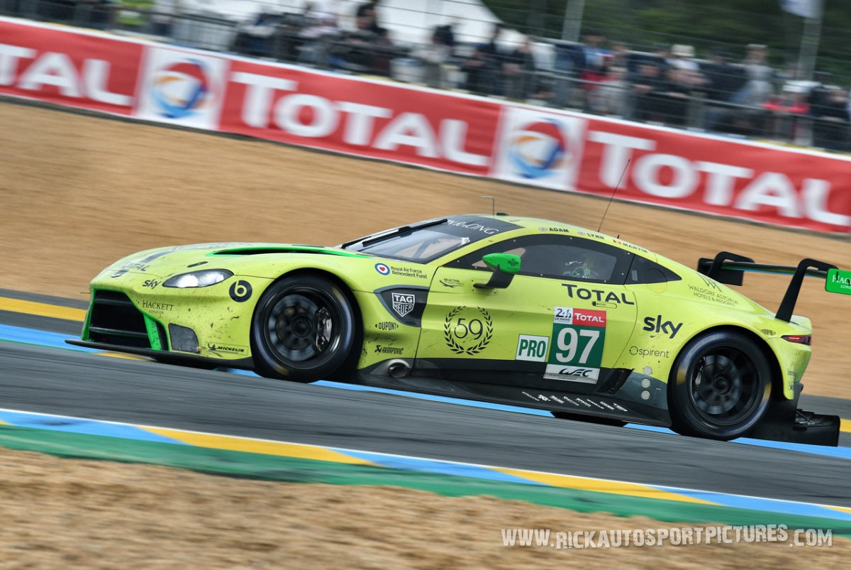 Aston Martin Racing Le Mans 2019