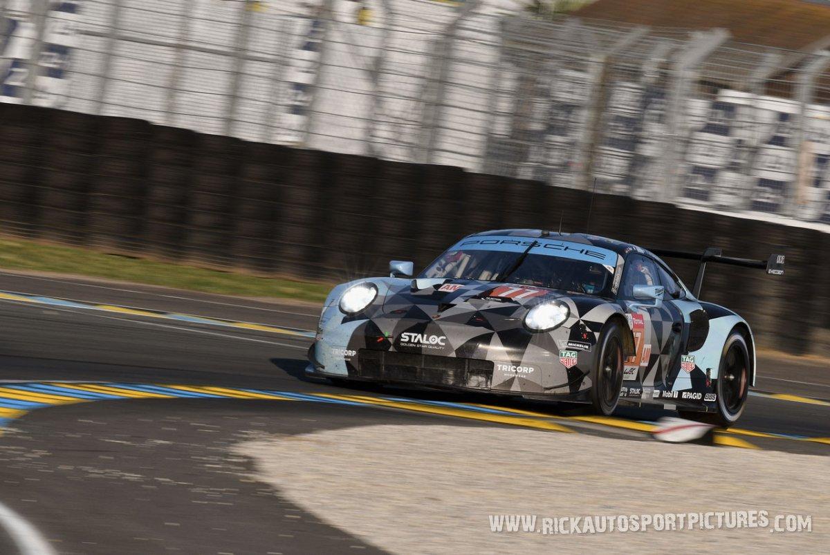 Dempsey proton Porsche Le Mans 2019