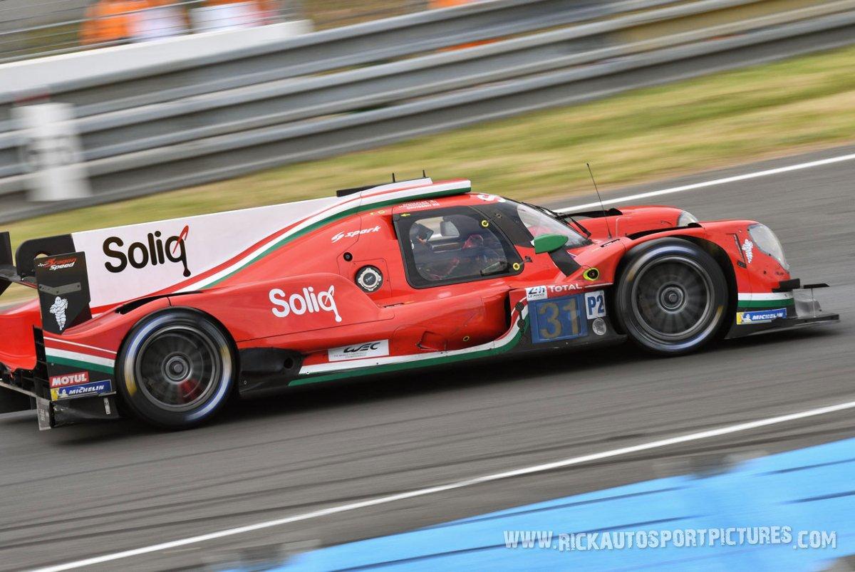 Dragonspeed LMP2 Le Mans 2019