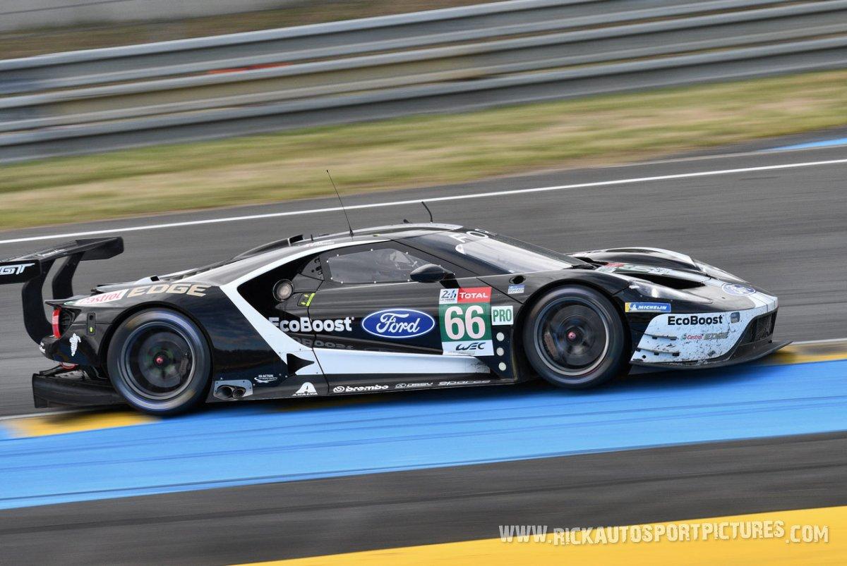 Ford GT Chip Ganassi Team UK Le Mans 2019