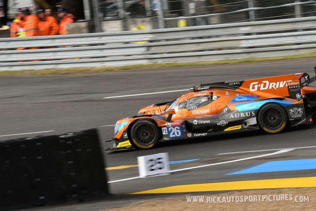 G-Drive Racing Le Mans 2019