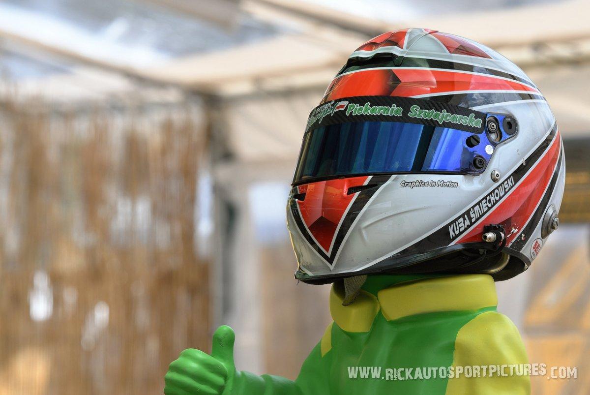 Jakub Smiechowski Le Mans 2019