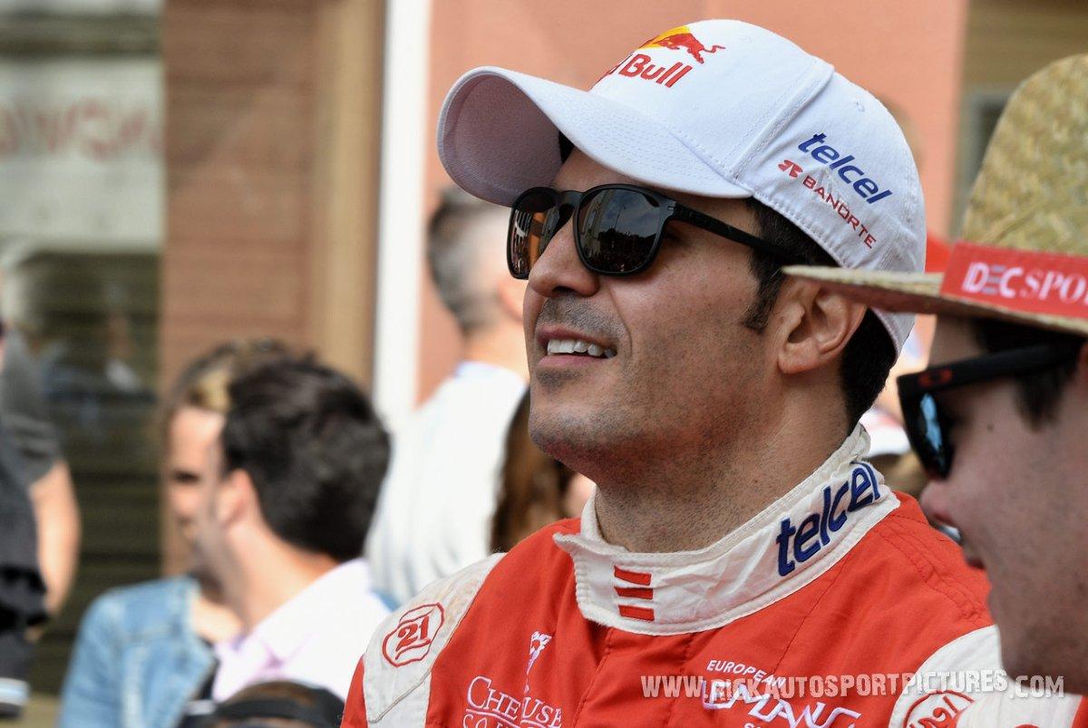 Memo Rojas Le Mans 2019