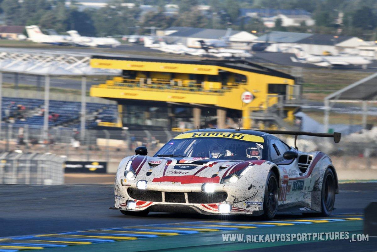 MR Racing Le Mans 2019