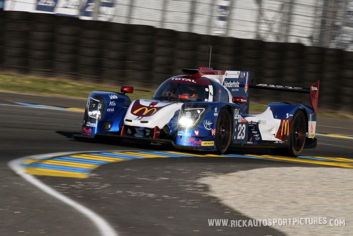 Panis Barthez Le Mans 2019