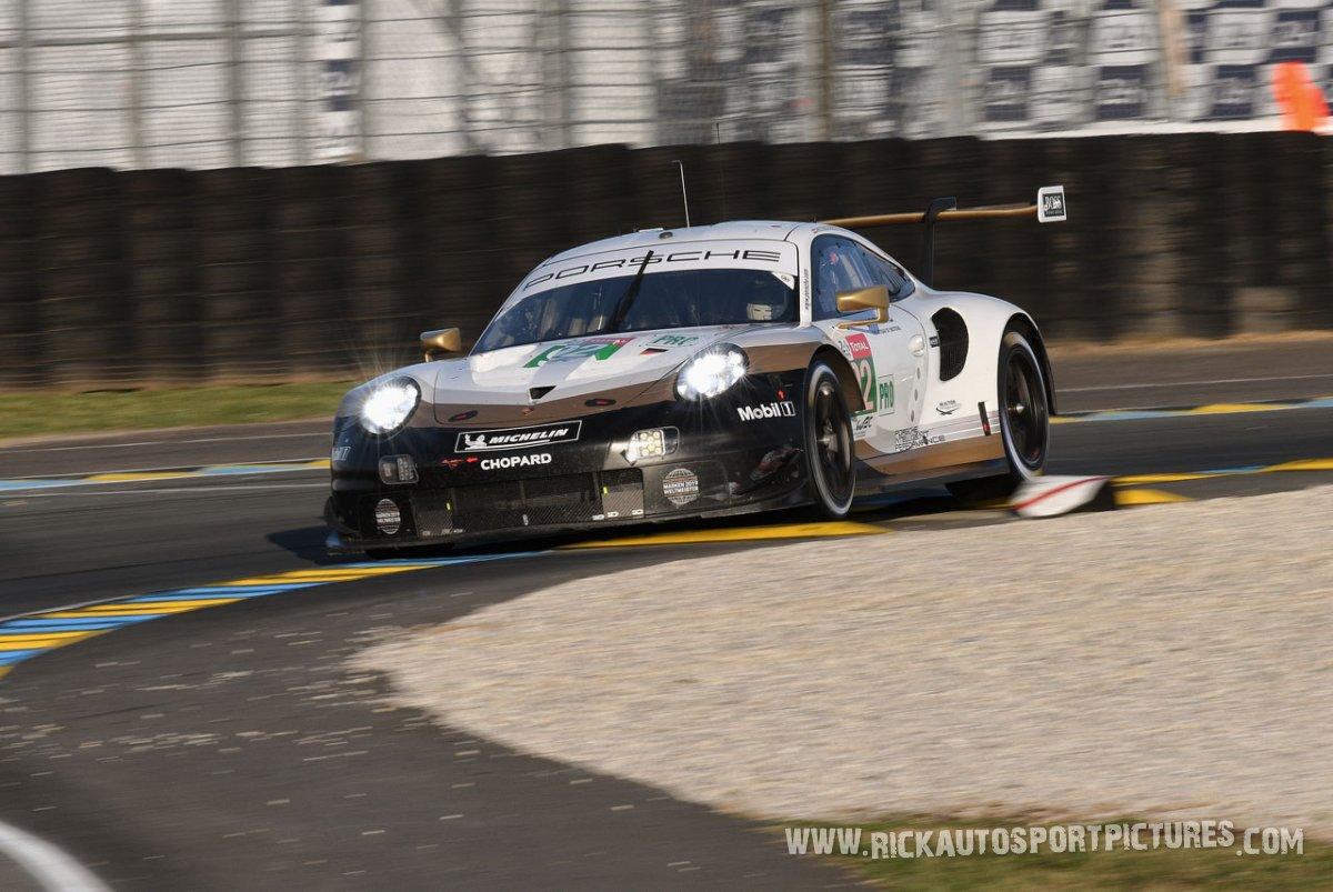 Porsche GT Team Le Mans 2019