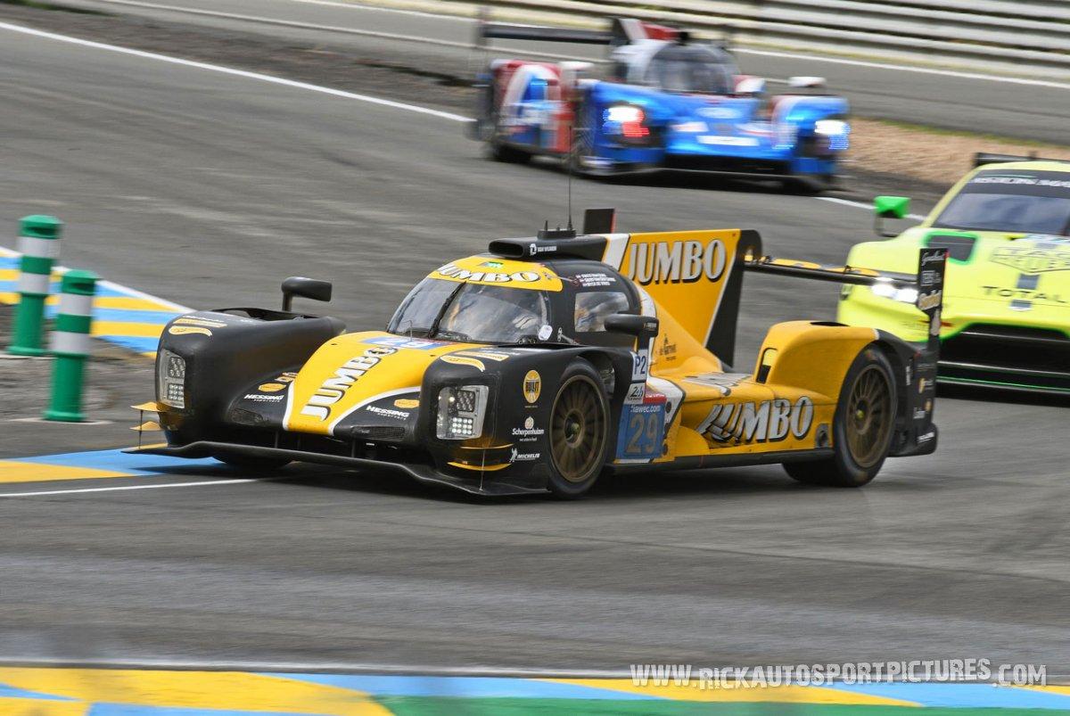 Racing Team Nederland Le Mans 2019