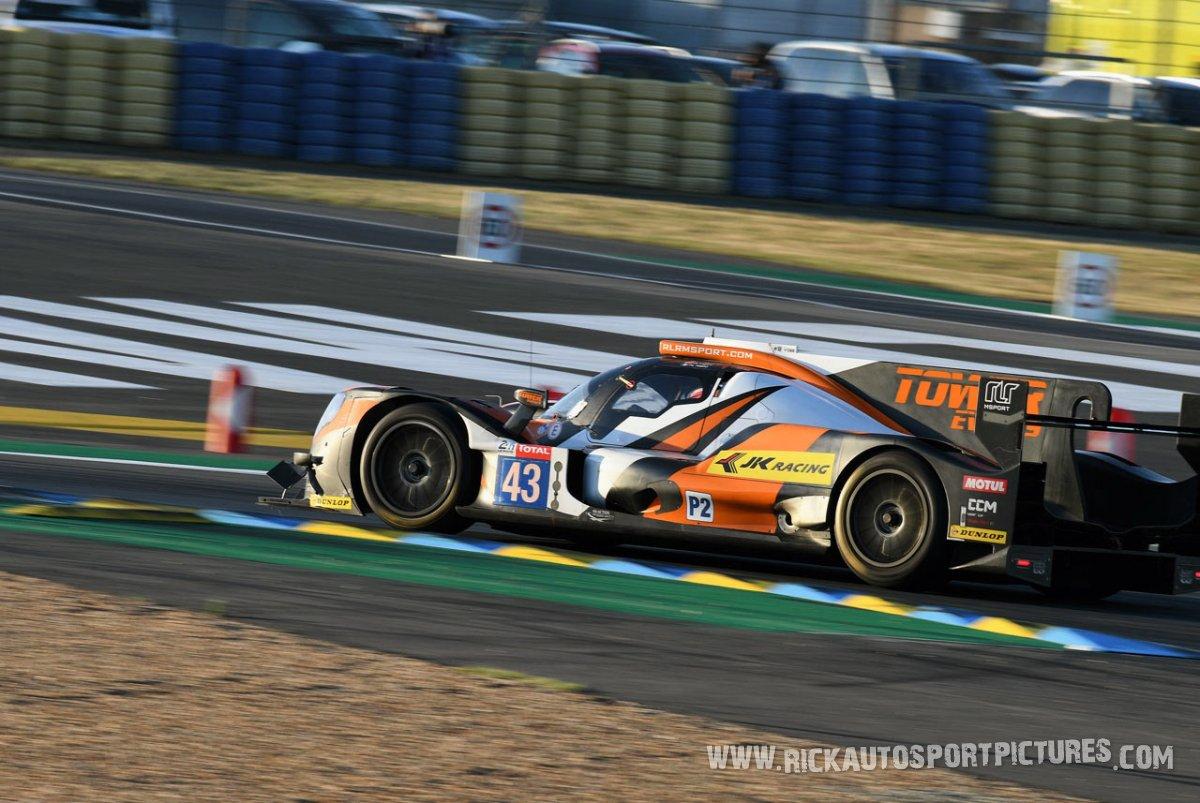 RLR M Sport Le Mans 2019