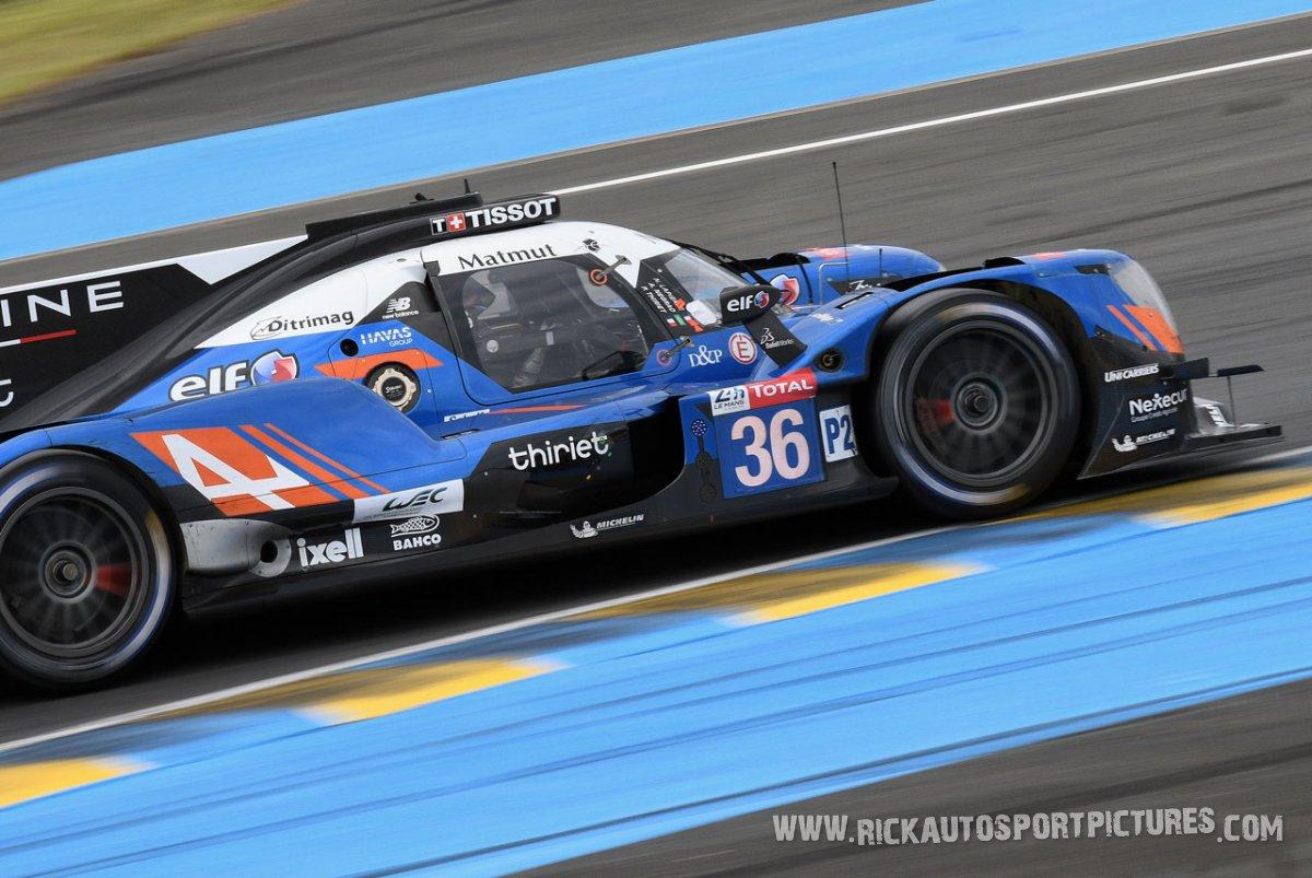 Signatech-Le-Mans-2019