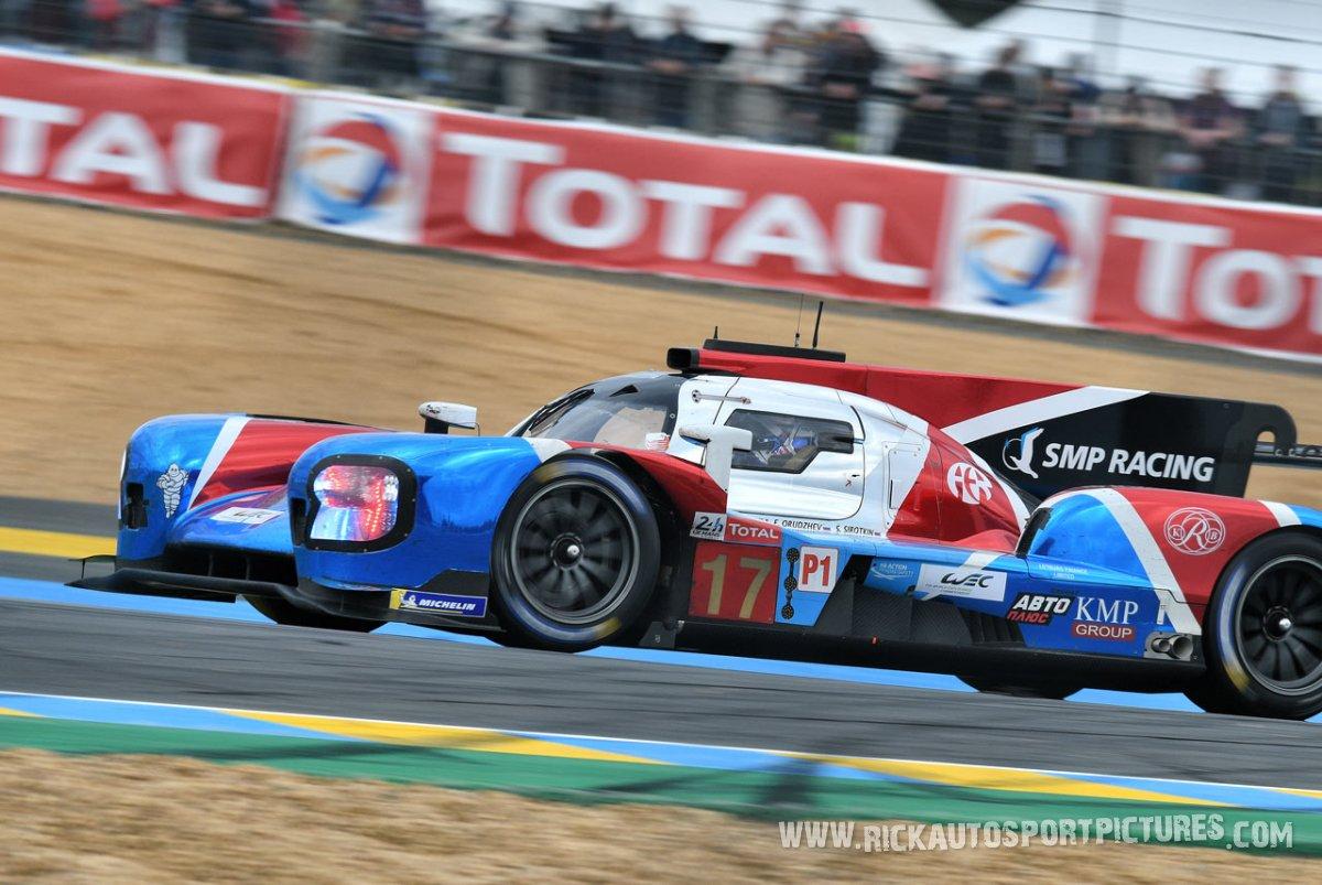 SMP Racing Le Mans 2019