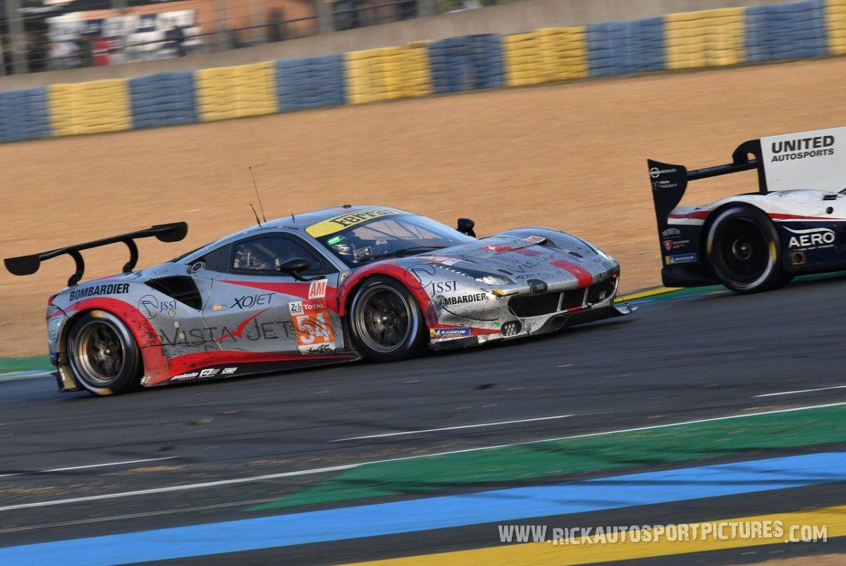 Spirit Of Race Le Mans 2019