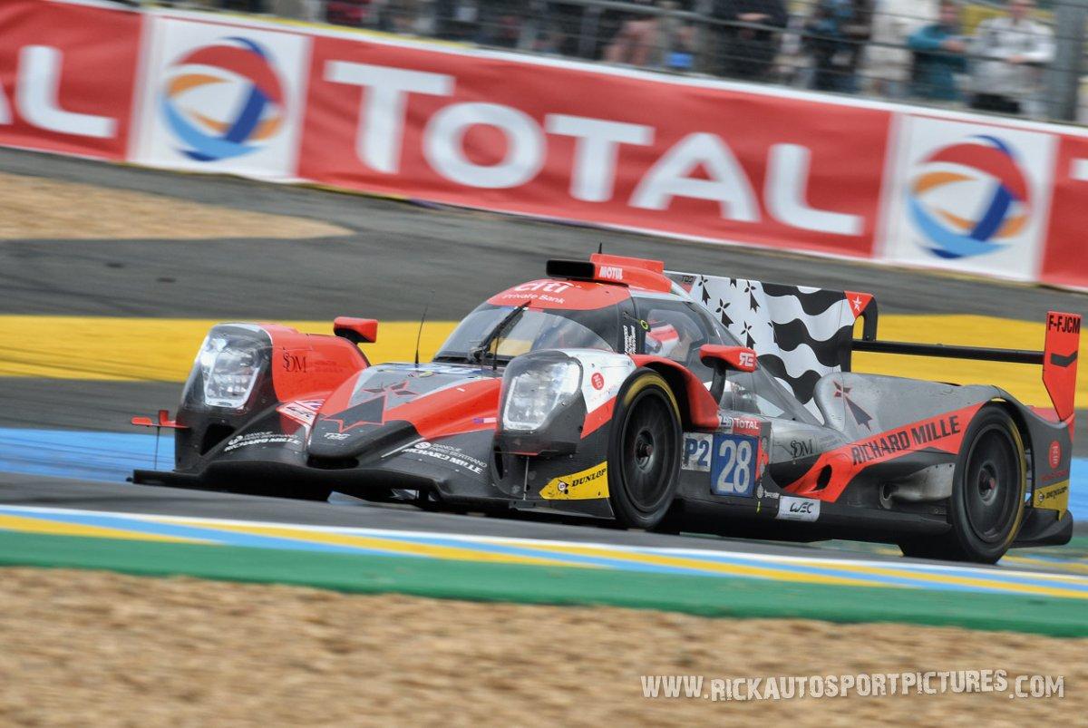 TDS Racing Le Mans 2019