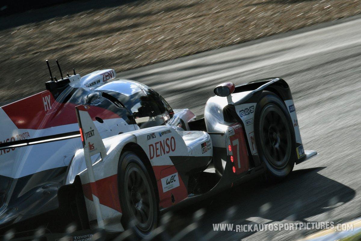 Toyota GAZOO Le Mans 2019