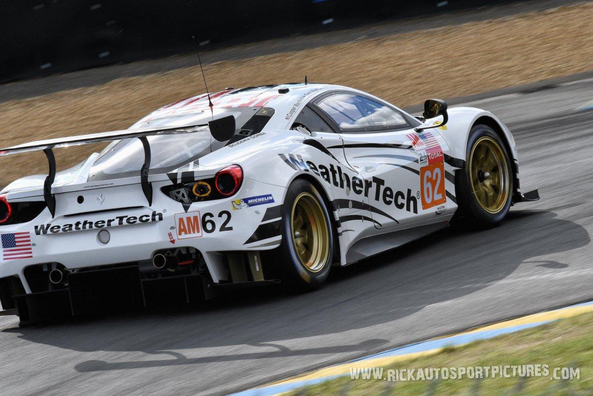 Weathertech Racing Le Mans 2019