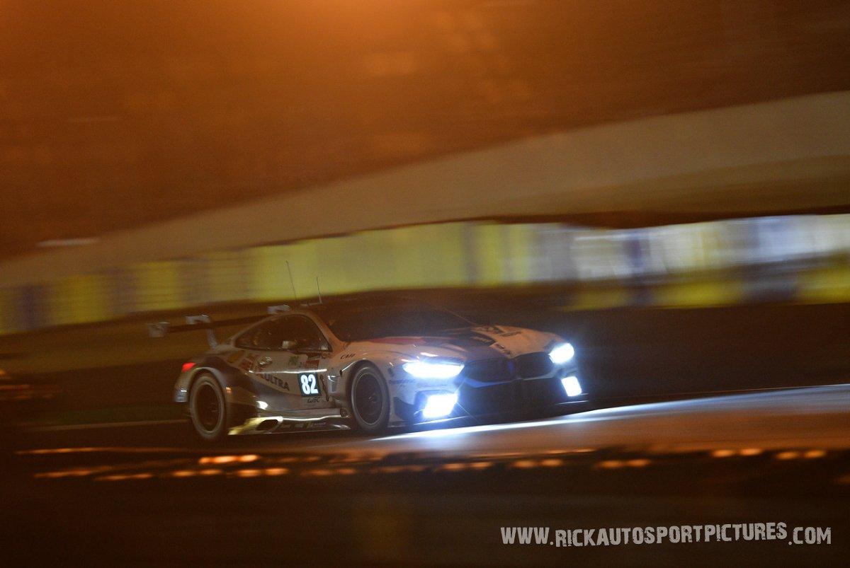 BMW Team MTEK Le Mans 2019
