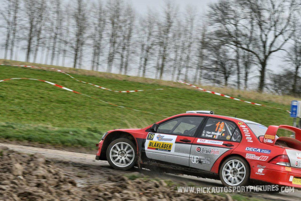 Chris Van Woensel Haspengouw Rally 2020