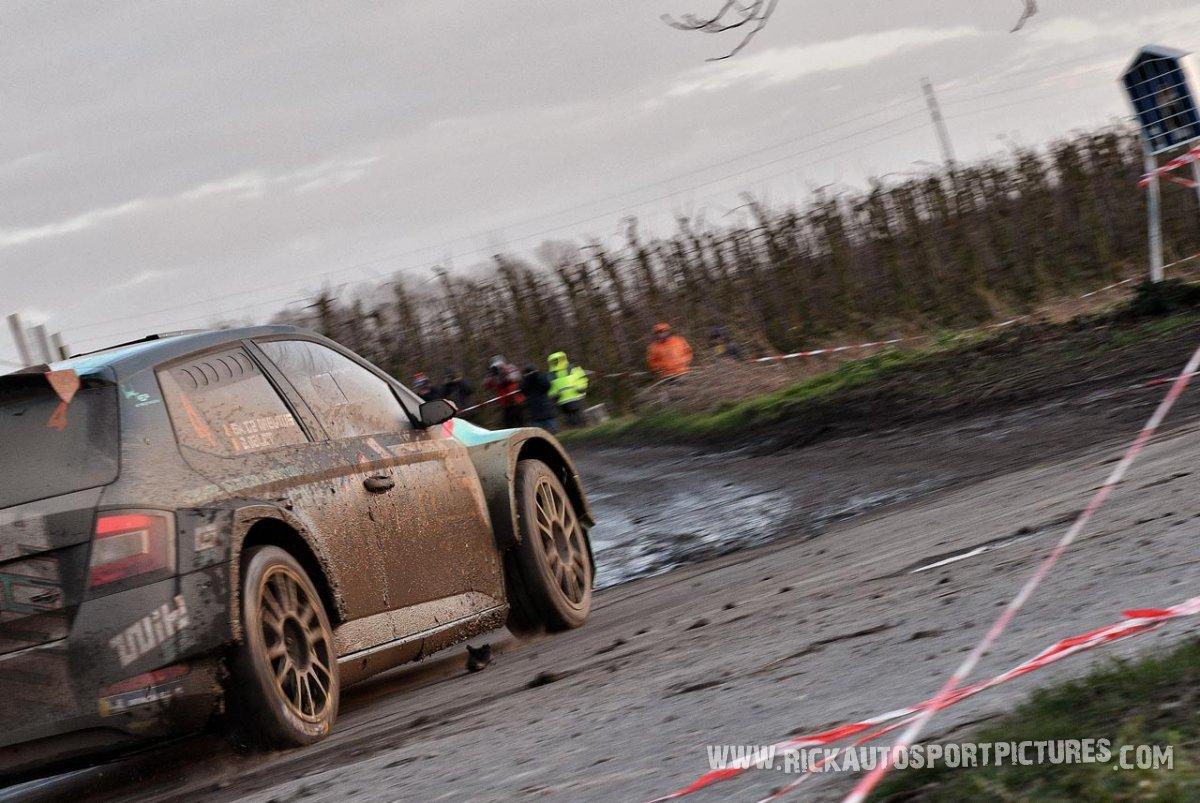 Ghislain de Mevius Haspengouw Rally 2020
