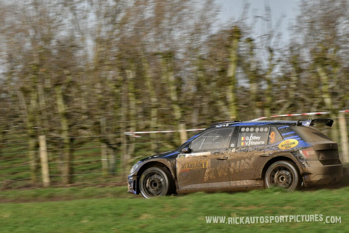 Guillaume Dilley Haspengouw Rally 2020