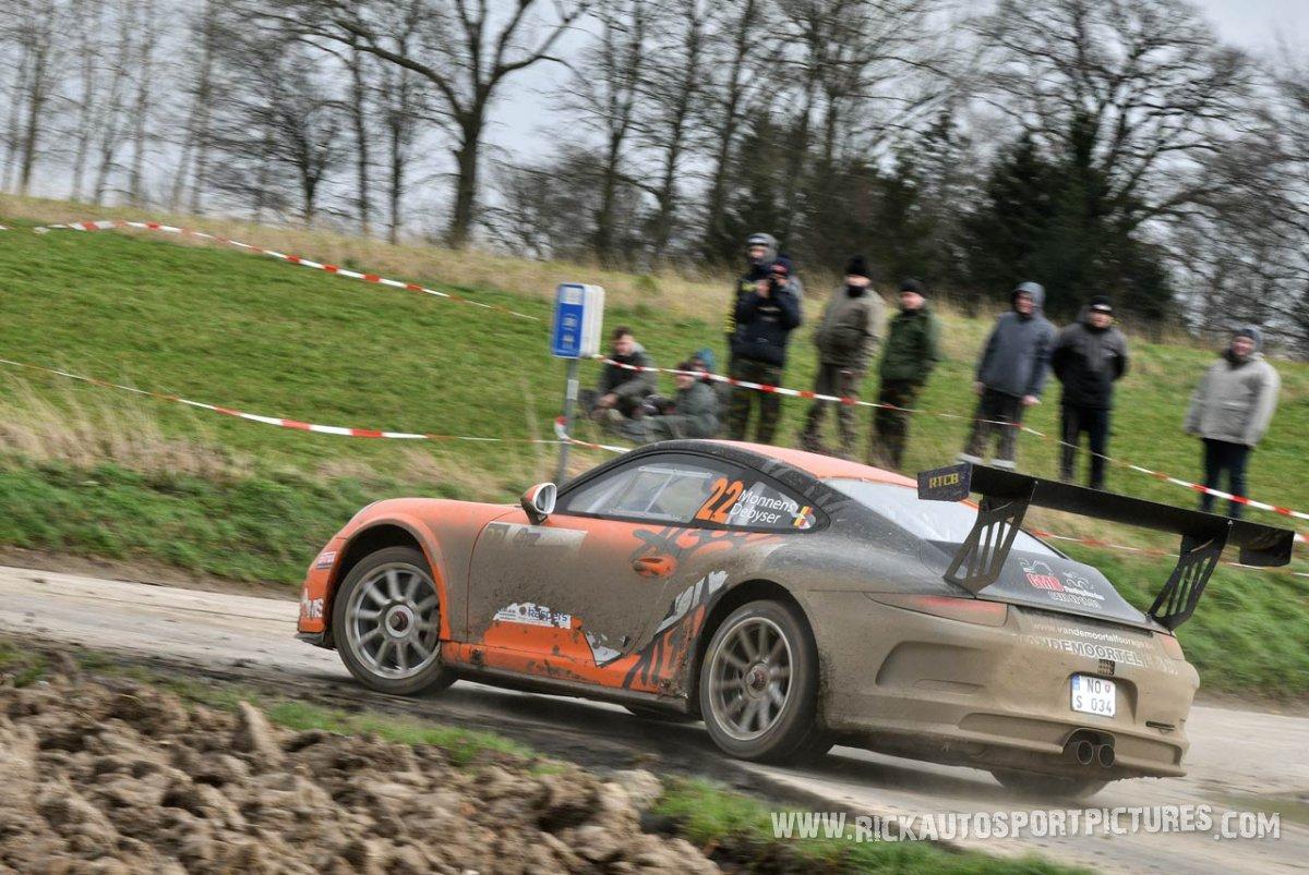 Gunther Monnens Haspengouw Rally 2020