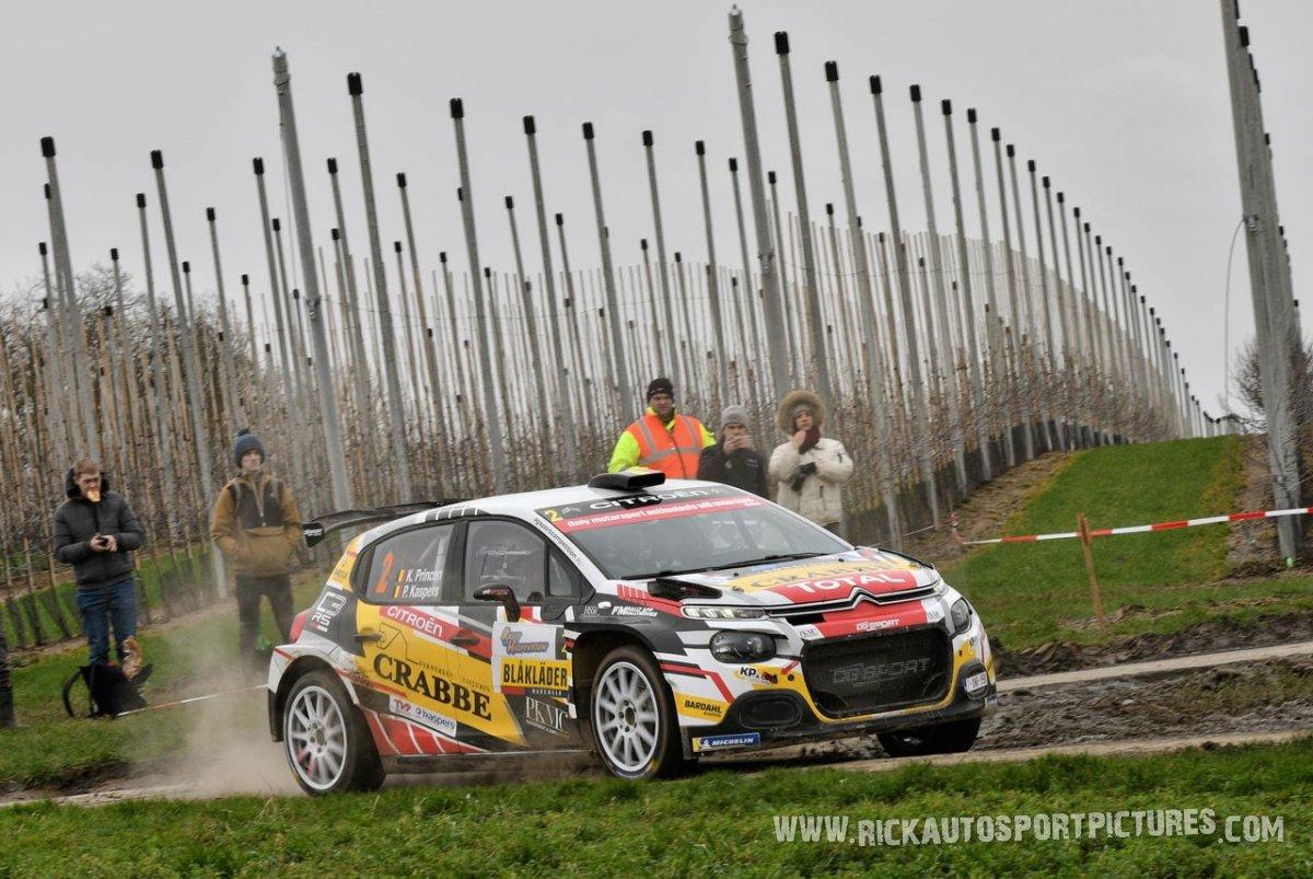 Kris Princen Haspengouw Rally 2020