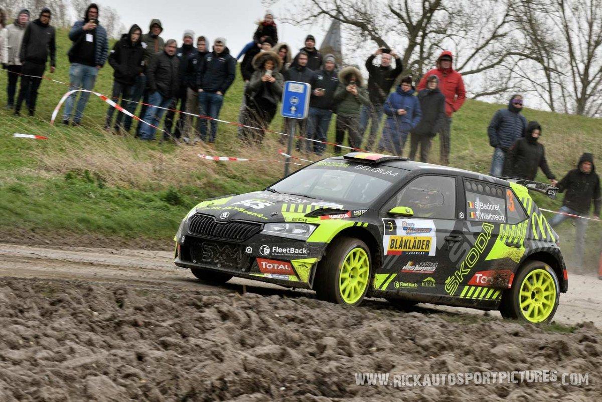 Sebastien Bedoret Haspengouw Rally 2020