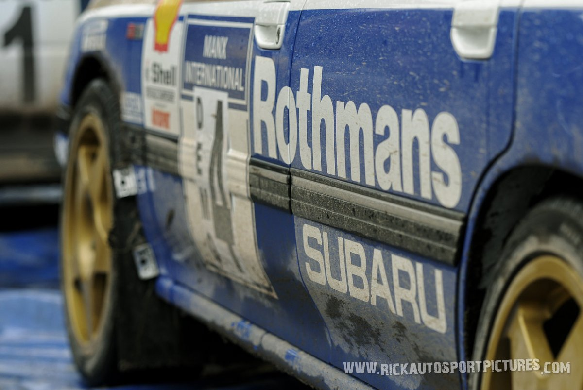 Rothmans Subaru Haspengouw Rally 2020