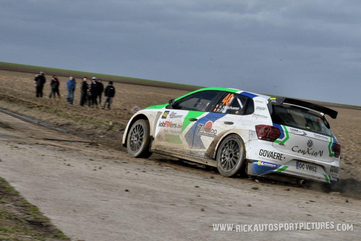 Vincent Verschueren Haspengouw Rally 2020
