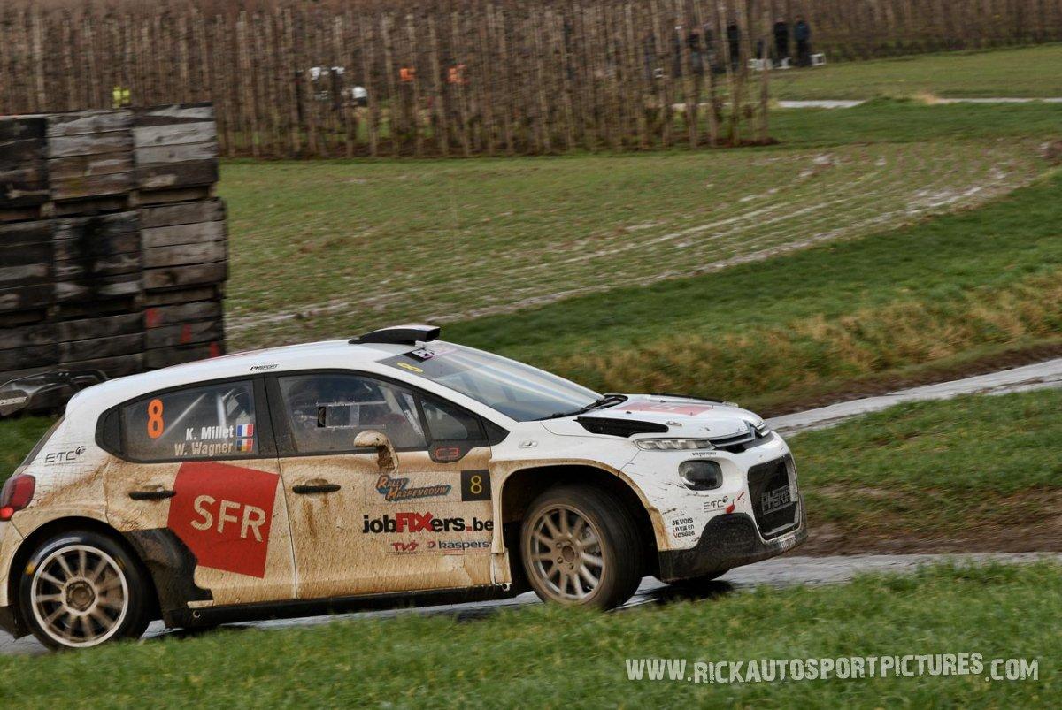 William Wagner Haspengouw Rally 2020