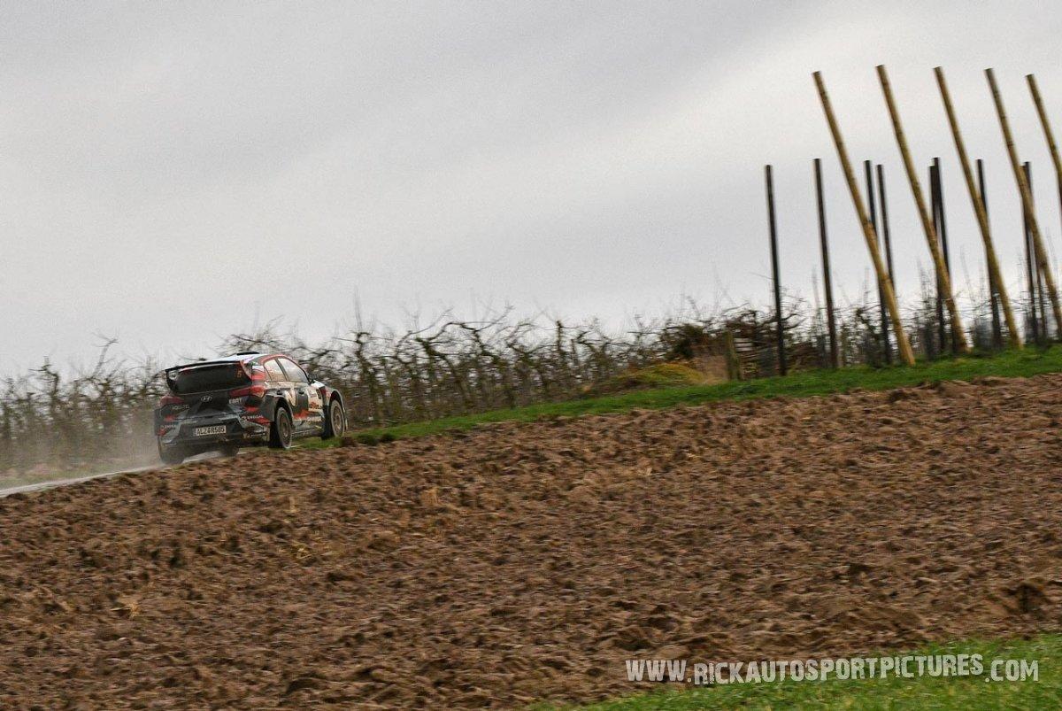 Gregoire Munster Haspengouw Rally 2020