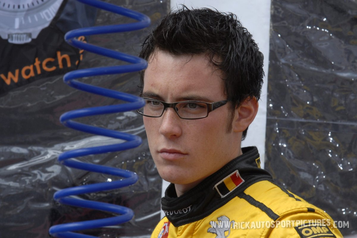 Thierry Neuville Ypres Ieper Rally 2011