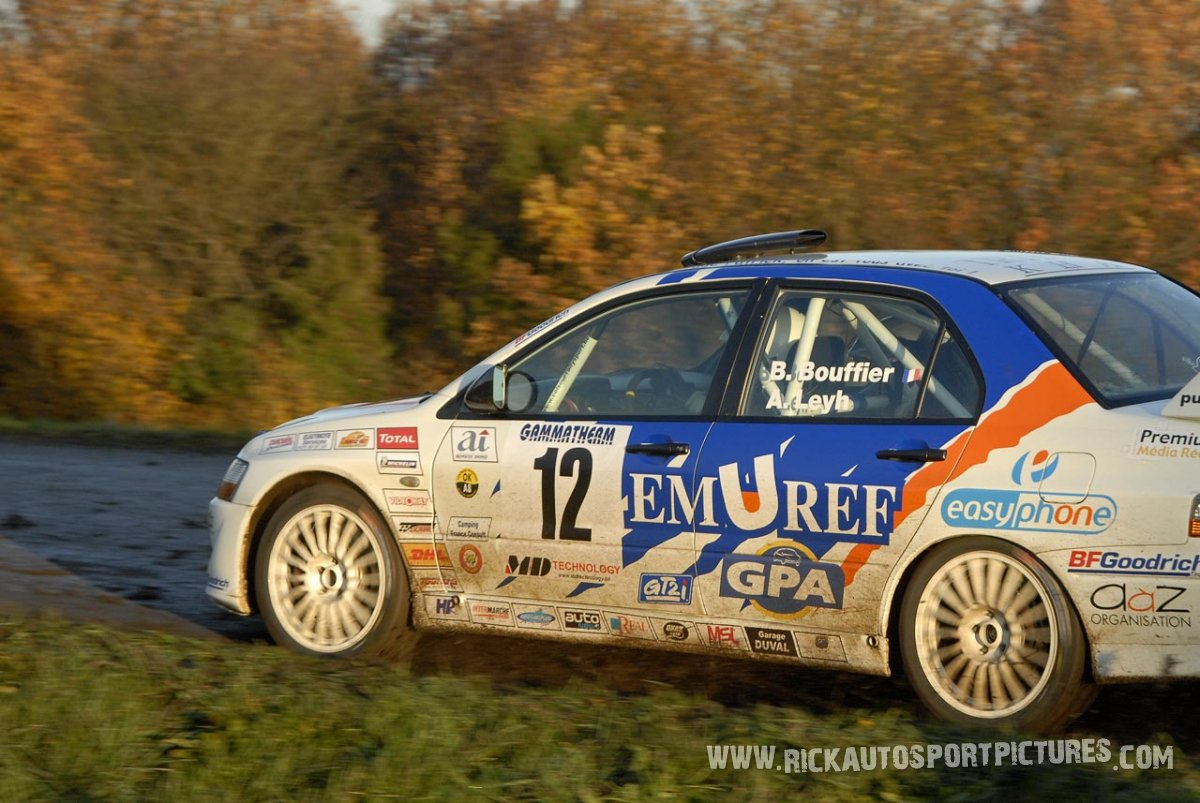 Bryan Bouffier Condroz 2008