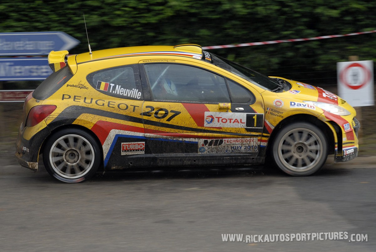 Thierry Neuville Condroz 2010