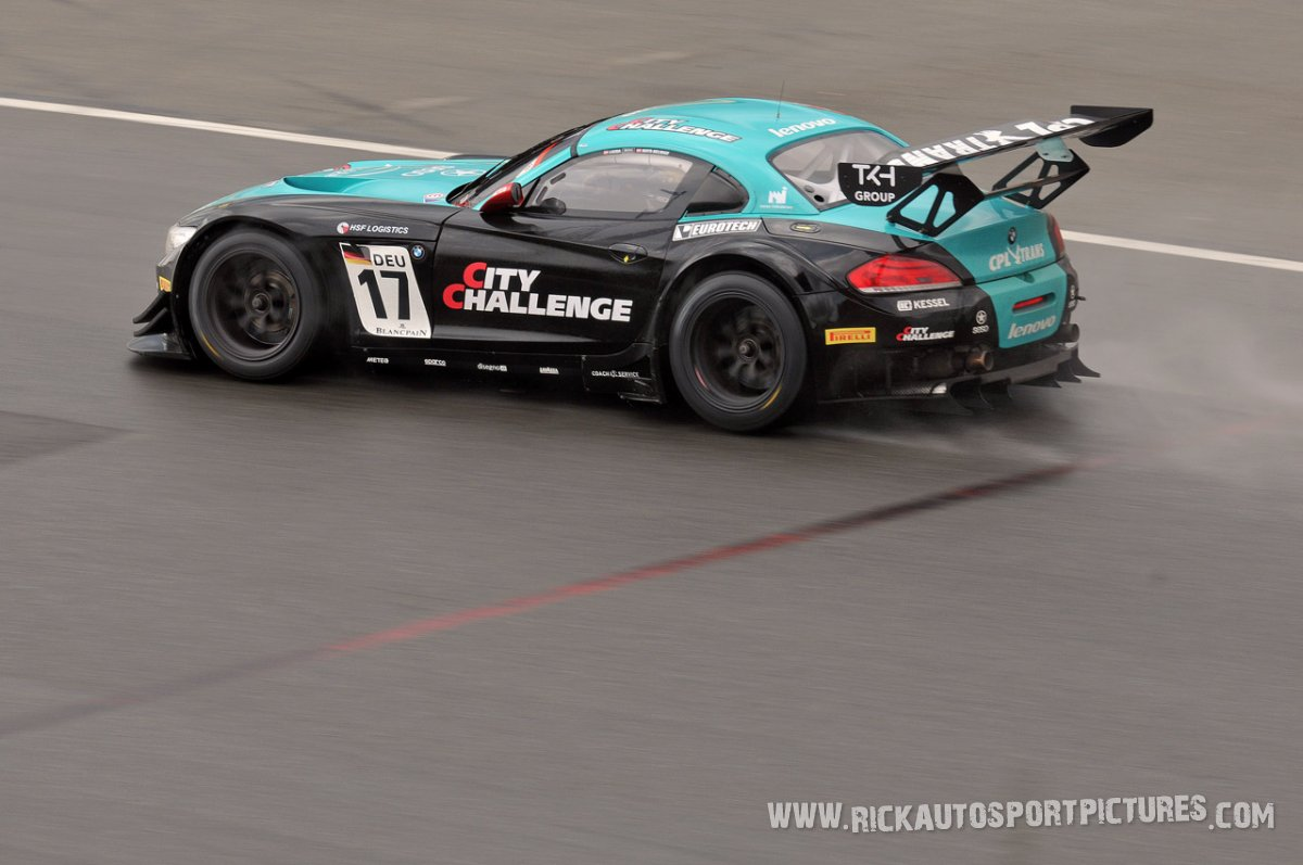 Vita4one Racing Team GT Zolder 2012