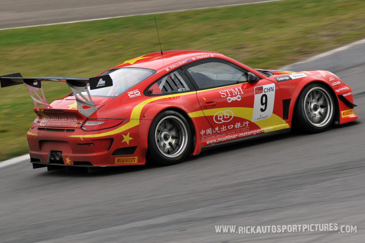 Muhlner Exim bank China Porsche 2012