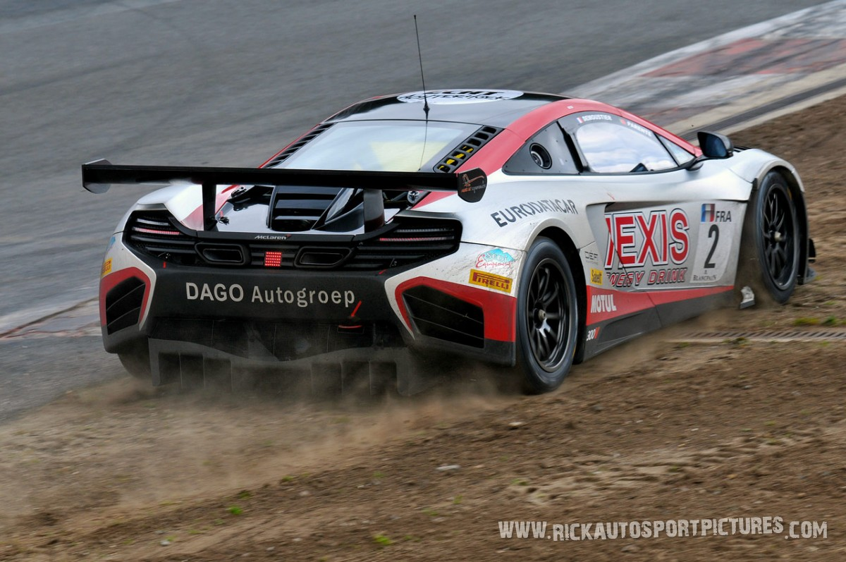 Hexis Racing Zolder 2012
