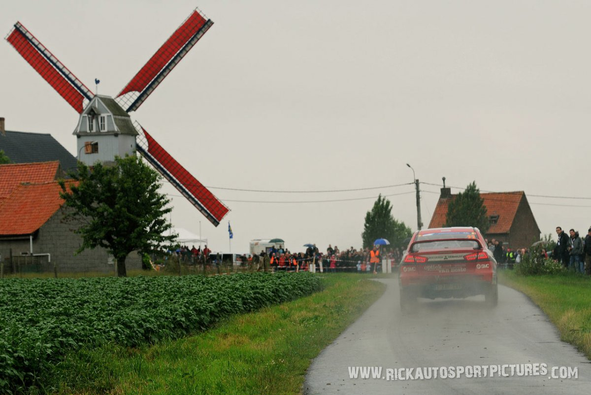 Andy Lefevere ypres ieper rally 2013