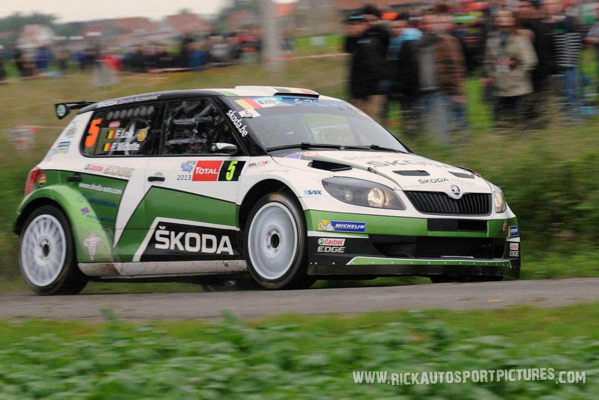 Freddy Loix Ypres Ieper Rally 2013
