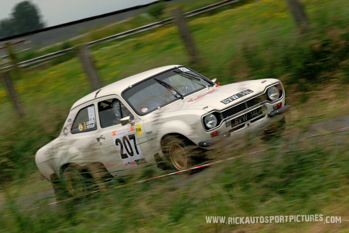 Stefaan Stouf ypres ieper rally 2013