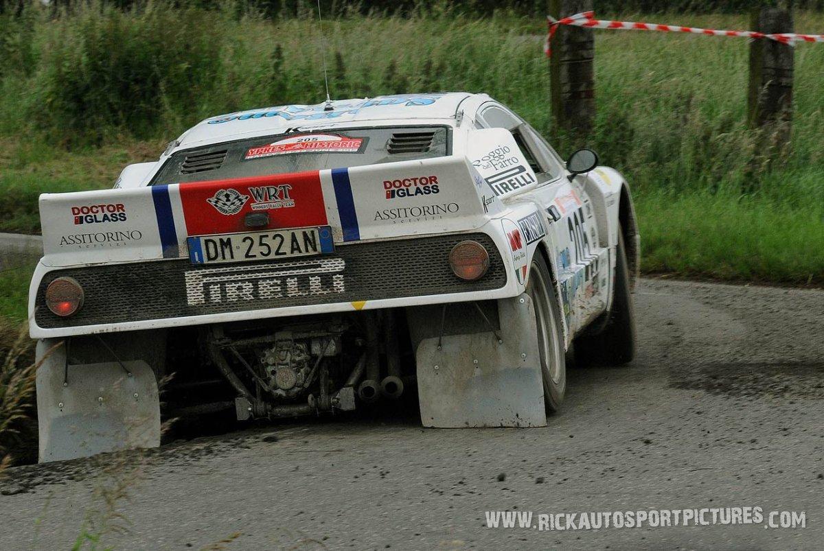 Enrico Brazzoli ypres ieper rally 2013