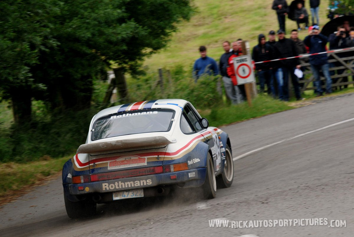 Maurizio Pagella ypres ieper rally 2013