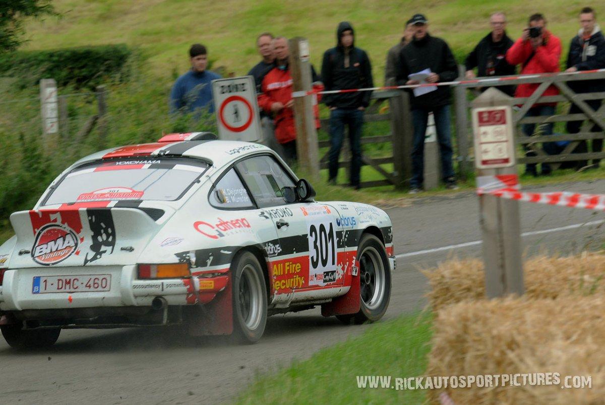 Bernard-Munster-ypres ieper rally 2013