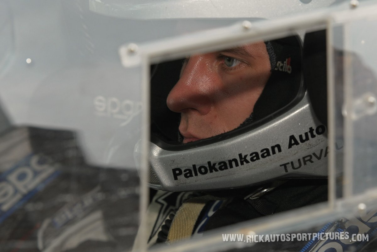 mikko Pajunen ypres ieper rally 2013