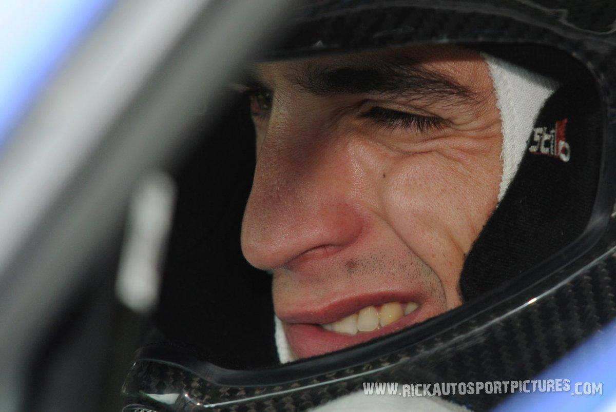 Jean-Matthieu Leandri ypres ieper rally 2013