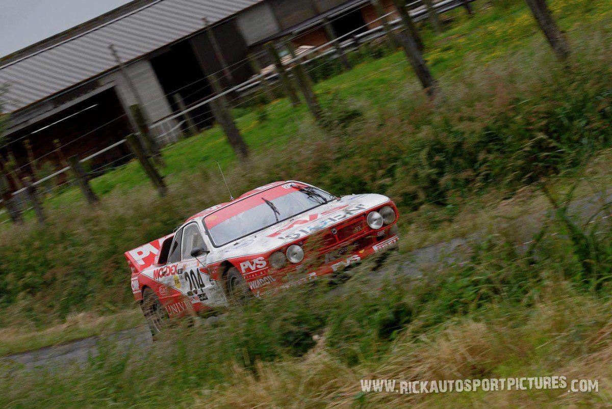 Massimo Pedro ypres ieper rally 2013