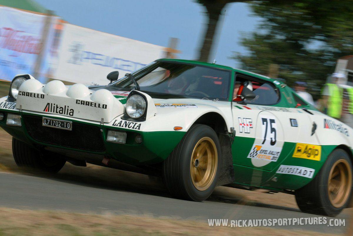 Lancia Stratos Eifel Rallye 2013