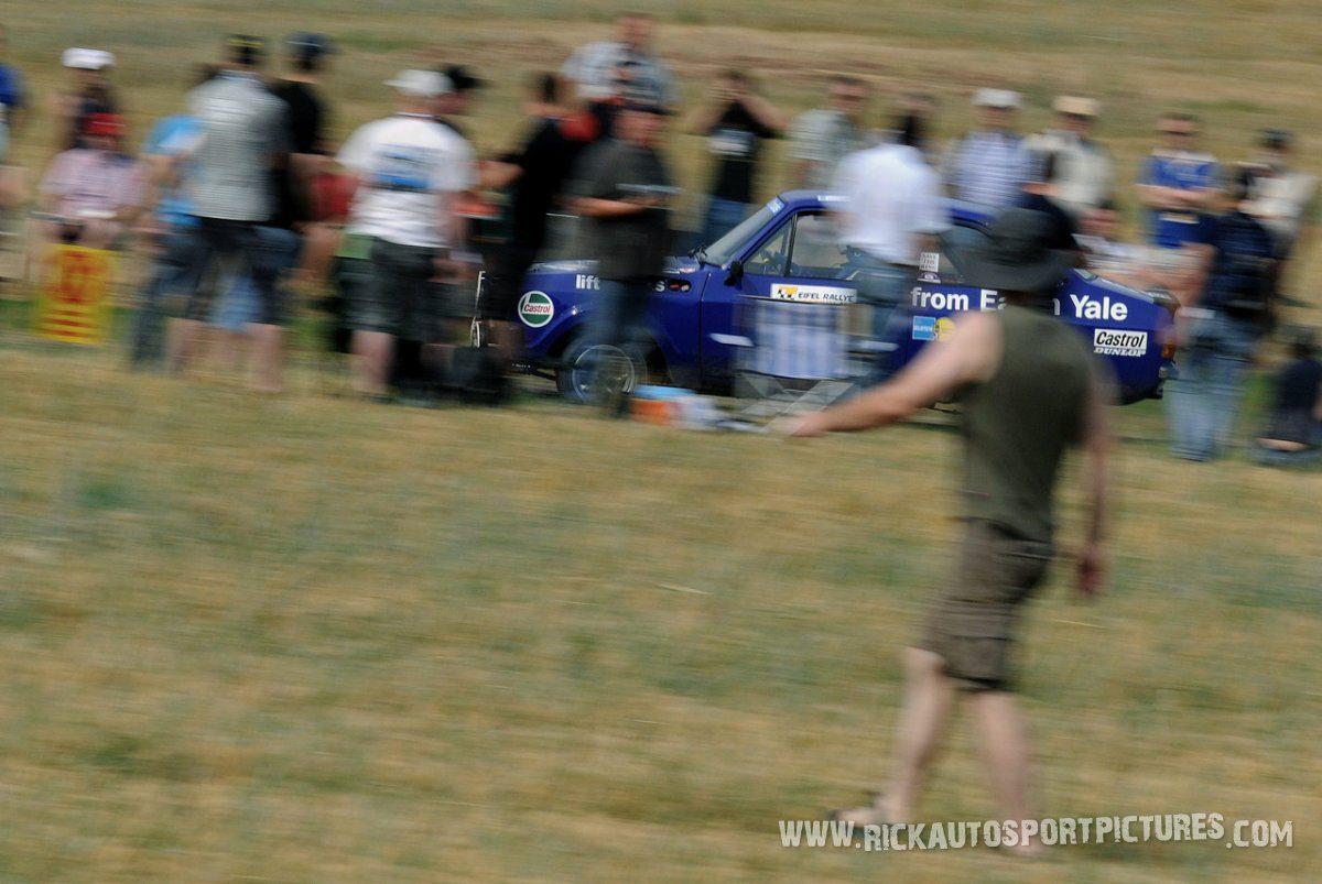 Legend Ford Escort RS1800 Eifel Rallye 2013