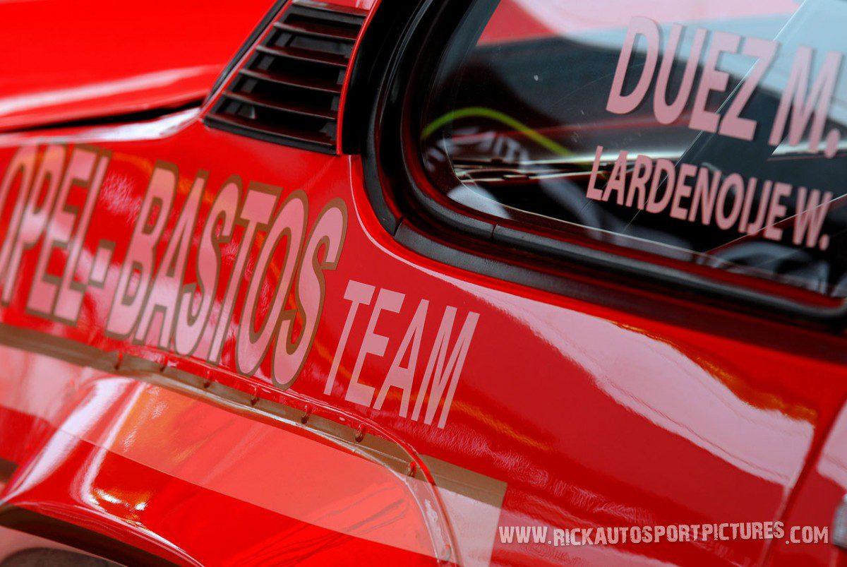 Legend Opel Ascona 400 Eifel Rallye 2013