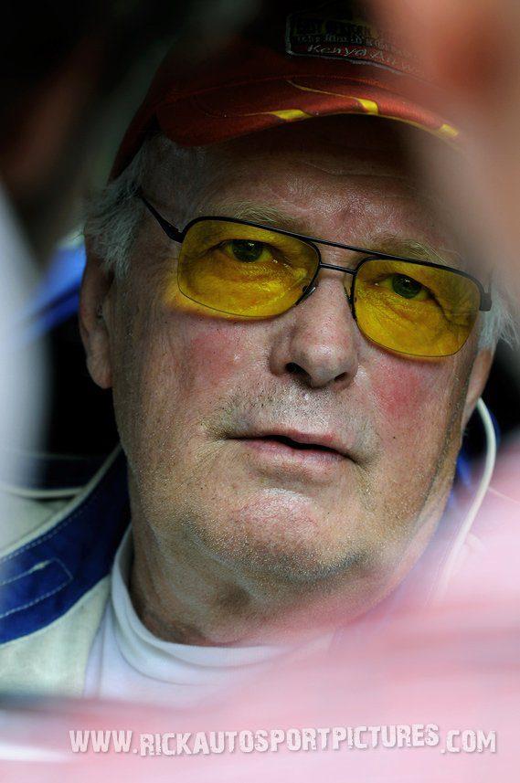 Legend Björn Waldegaard Eifel Rallye 2013
